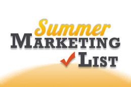 Summer Marketing Initiatives